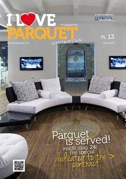 I Love Parquet International N. 13 March 2017