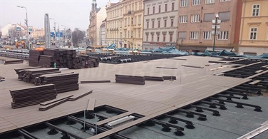 decking -  Czech Republic - Piazze e Camminamenti